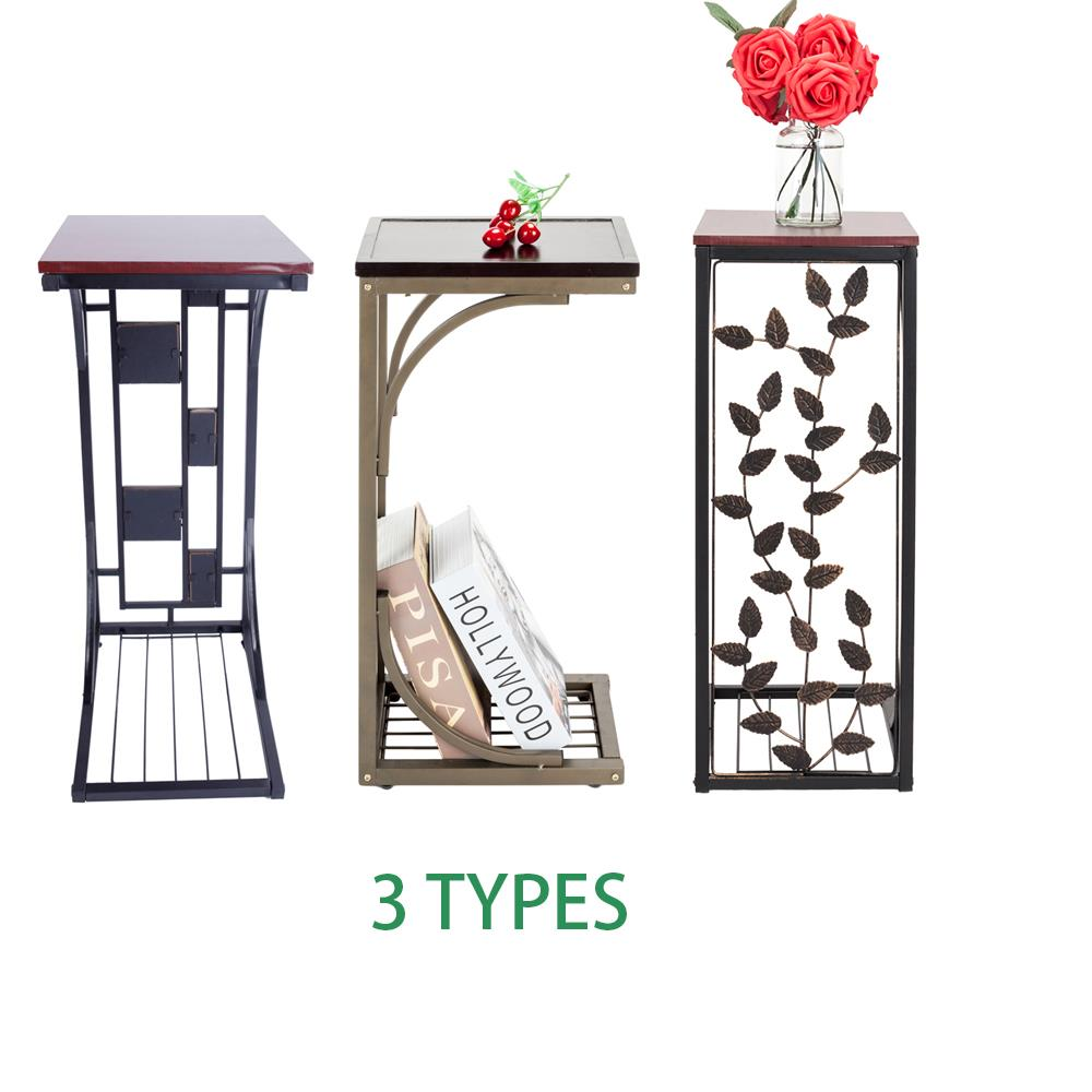 Pleasant Details About Modern Style Side Small Sofa End Table Narrow Snack Table Stand 3 Types New Us Machost Co Dining Chair Design Ideas Machostcouk
